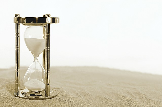 שעון חול דחיינות