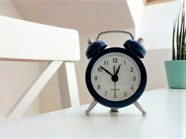 שגרת בוקר שגרת ערב ניהול זמן נכון