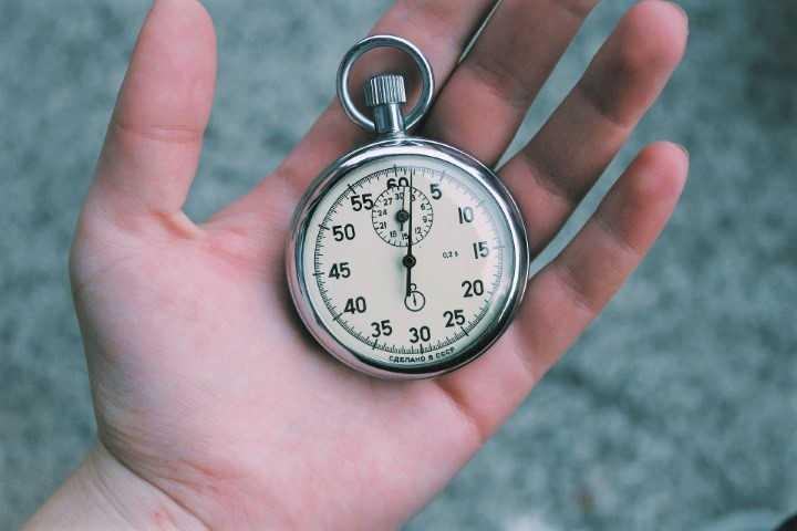 מדידת זמנים