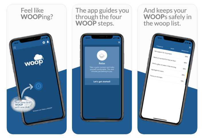 אפליקציה הצבת מטרות